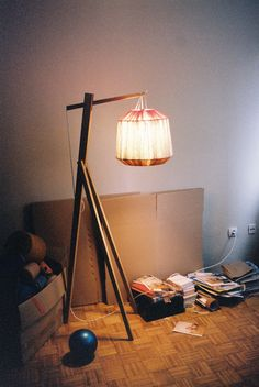 michelle-maria:    love this.    Hive lamp by Ana Kraš