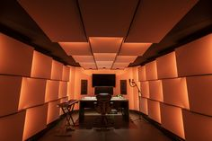 We are Pinna Acoustics. A mobile team of acoustic engineers, sound engineers and designers specialized in acoustics and audio design.