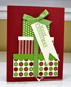 This holiday season hand out these DIY Christmas Cards to your loved ones and tell them how much you care. These Handmade Christmas cards are easy & cheap. Homemade Christmas Cards, Christmas Cards To Make, Homemade Cards, Christmas Crafts, Merry Christmas, Christmas Presents, Holiday Cards, Christmas Present Card Ideas, Christmas Ideas