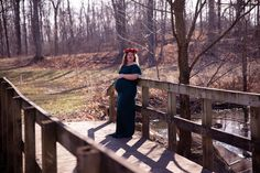 Becky Steffens Photography is an affordable wedding, engagement, senior, and lifestyle photographer based in the Metro Detroit area. Ann Arbor, Maternity Session, Railroad Tracks, Detroit, Wedding Photography, Portrait, Dresses, Vestidos, Portrait Illustration