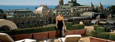 Hotel Metropole Monaco, in the heart of Monte-Carlo