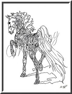 26 Best Coloring Book Art Images By Wildesong On Pinterest