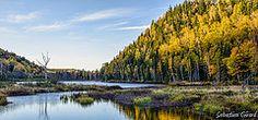 DSC_0594 (SGirard84) Tags: autumn mountain canada fall montagne automne river rivire qubec mauricie latuque