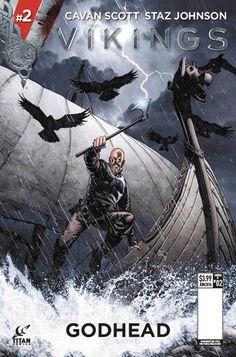 Vikings (2016) Issue #2