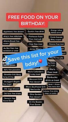 Amazing Life Hacks, Simple Life Hacks, Useful Life Hacks, Diy Birthday, Birthday Gifts, Birthday Stuff, Birthday Video, Telefon Hacks, Freebies On Your Birthday