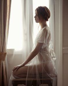 Love her robe! <3