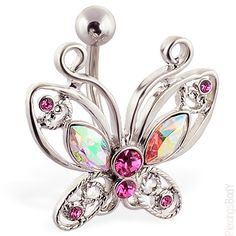 love this belly button ring