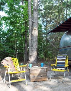 Couple Living in 78 Airstream Tiny Home 0034