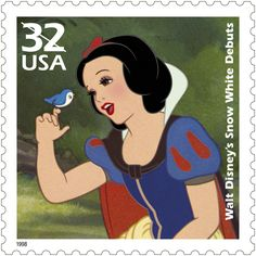 Inspiration: Postage Stamps