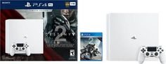 Sony - PlayStation®4 Pro 1TB Limited Edition Destiny 2 Console Bundle - Larger Front