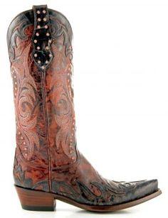 Womens Old Gringo Vencida Boots Novularis
