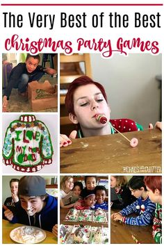 The 26 Best Christmas Party Games
