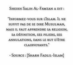 Fawzan - Sharh Fadlil - Islam