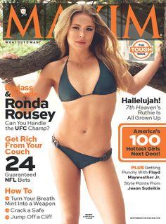 Maxim USA - September 2013 True PDF   100 Pages   English   42,25 MB