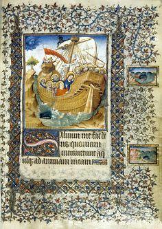 The British Library Catalogue of Illuminated Manuscripts - illuminated S