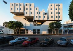 """Trace the history of alternative housing in """"Together! The New Architecture of the Collective"""" at the Vitra Design Museum Vitra Design Museum, Vitra Museum, Co Housing, Social Housing, Ryue Nishizawa, Youth Center, Contemporary Architecture, Building Design, Facade"""