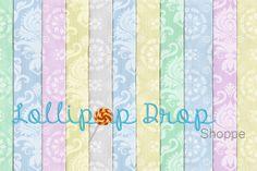Retro Pastel boards #lollipopdropshoppe