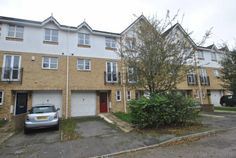 3 bedroom town house for sale in Dickens Close, Caversham, Reading, RG4
