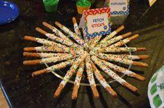 Fetch sticks | CatchMyParty.com