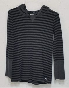Lands End Short Sleeve Pullover Knit Top Womens S M L  Blue
