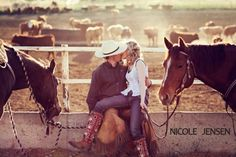 Country Engagement Photos horse / cowReining barrel racing rodeo western ranch cowboy cowgirl farm show performance equine horse equestrian pony quarter charro vaquero gymkhana sliding stop cutting cowhorse prcagirl -