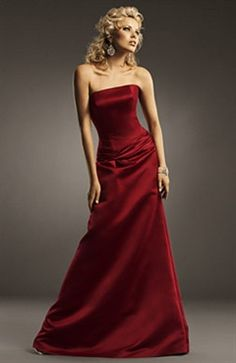 b7595ce8e7 Strapless Reds A-line Ruffles  Prom  Dress Style Code  02681  104. Dresses  For ...