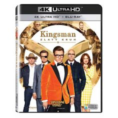 Shop Kingsman: The Golden Circle [Includes Digital Copy] Ultra HD Blu-ray/Blu-ray] at Best Buy. Find low everyday prices and buy online for delivery or in-store pick-up. Watch Kingsman, Circle Movie, Kingsman The Golden Circle, Matthew Vaughn, Secret Organizations, Mark Strong, Jeff Bridges, Kings Man, Colin Firth