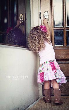 little wellies — Bridgett Patchwork Skirt