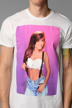 Kelly Kapowski Tee - Where has this been in life?? Age 8-present would have been so much cooler!