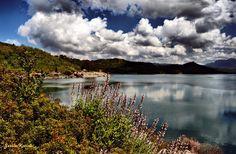 Lake Pineios, Greece