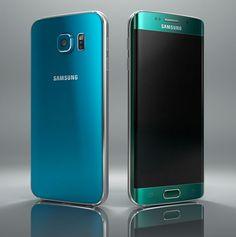 Samsung revela novas cores para o Galaxy S6 e S6 edge