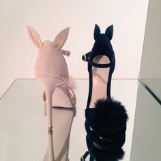 Fluffy #heels