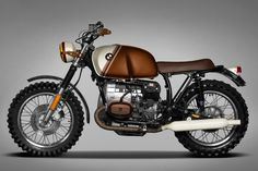 BMW R45 Custom Motorcycle 1