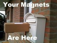 Your VNS Magnets that is!