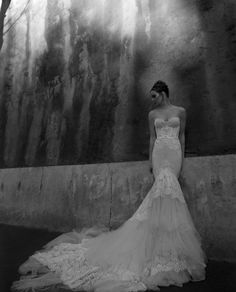 New, sample and used Inbal Dror wedding dresses for sale at amazing prices. Browse our Inbal Dror wedding gowns and find your dream dress for less! 2nd Wedding Dresses, The Bride, Mermaid Wedding, Lace Mermaid, Lace Wedding, Mermaid Sweetheart, Mermaid Gown, Wedding Blog, Wedding Inspiration