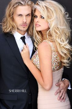 LOVEEE Sherri Hill 2013 Spring Collection