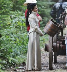 Once Upon A Time - Season 2 - August 9th, 2012 Set Photos