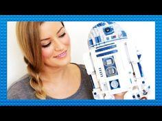 R2D2 LEGO Timelapse | iJustine - YouTube