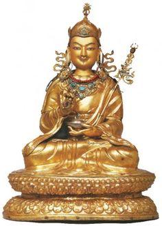 Guru Rinpoche – KTC – Budismo tibetano no RJ