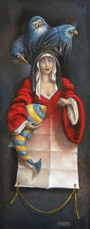 Catherine Chauloux -1957- Francia
