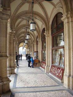 Arkaden Oper Wien