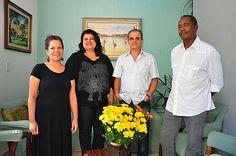 A equipe Vila Serena Rio