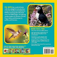 National Geographic Little Kids First Big Book of Birds (National Geographic Little Kids First Big B