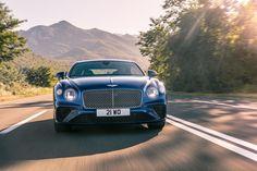 All-New Bentley Continental GT Is a Gran Turismo Extraordinare - The Drive Bentley Auto, Bentley Sport, New Bentley, Bentley Motors, Maserati, Bugatti, Lamborghini, Ferrari, Bentley Continental Gt