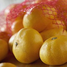 Best Superfoods for Weight Loss ~ Oranges:   At only 59 calories, you may not expect much from an orange, but thanks to a hefty dose of fiber, it ranks highest among fruits on a list of 38 filling foods put together by Australian researchers.  Feeling full can help you eat less throughout the day.     Try this recipe: Blood Orange and Duck Confit Salad.
