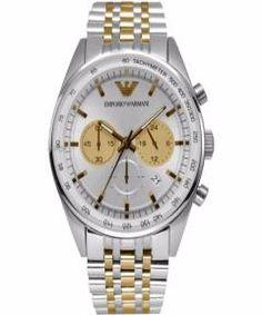 นาฬิกาผู้ชาย Emporio Armani Men's Quartz Watch with Metal Strap(Black) Emporio Armani, Armani Men, Giorgio Armani, Armani Watches, Rolex Watches, Watches For Men, Armani Models, Stainless Steel Case, Quartz Watch