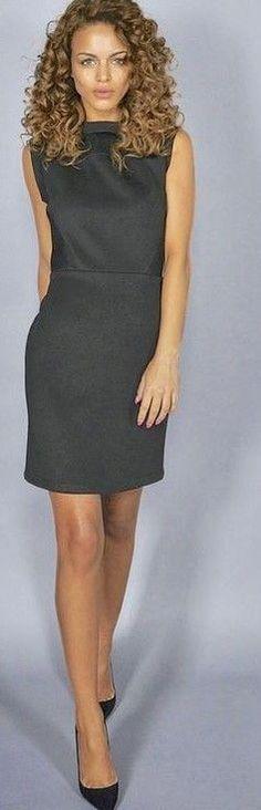 #summer #popular #outfits |  Mała czarna sukienka