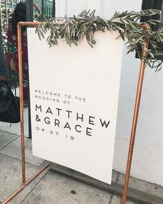 Wedding Ceremony this way! Love this custom sign from a wedding this weekend. Wedding Ceremony this way! Love this custom sign from a wedding this weekend. Thank you Matthew and Grace! Wedding Wishes, Wedding Signs, Wedding Ceremony, Our Wedding, Wedding Venues, Dream Wedding, Wedding Photos, Wedding Seating, Party Wedding