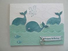 Oh, Whaley | Sunbonnet Designs