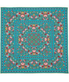 Perfect your prints with our turquoise Lodden #LibertyPrint silk twill scarf…